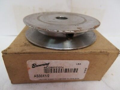 New Browning As30x12 Pulley Sheave