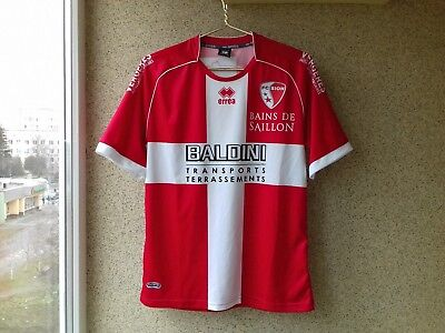 Sion 2012/2013 Away football shirt M Jersey Soccer Camiseta Swiss  image