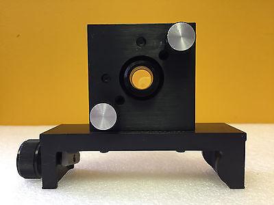 U.s. Laser 1008-2 Precision Laser Rear Mirror Mount. For 1 Dia. Mirrors.