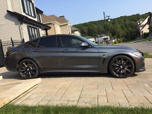"""4 x mags bmw oem modele 624 20"""" staggered"""