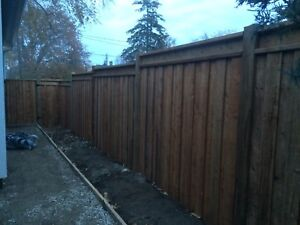 Fence & Deck Installations