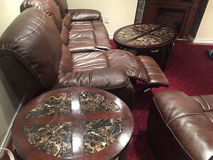 2 pieces coffee table