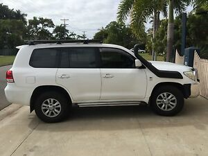 2008 Toyota LandCruiser Wagon North Ward Townsville City Preview
