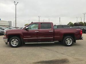 2015 Chevrolet Silverado 1500 LTZ - Backup Camera, Remote Start,
