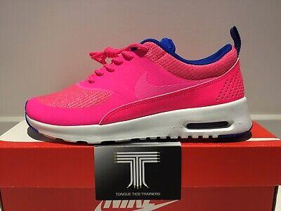 Nike Air Max Thea Premium ~ 616723 601 ~ UK. Size 4