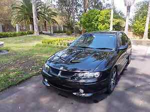 2002 Holden VXII Supercharged Commodore S Lane Cove Lane Cove Area Preview