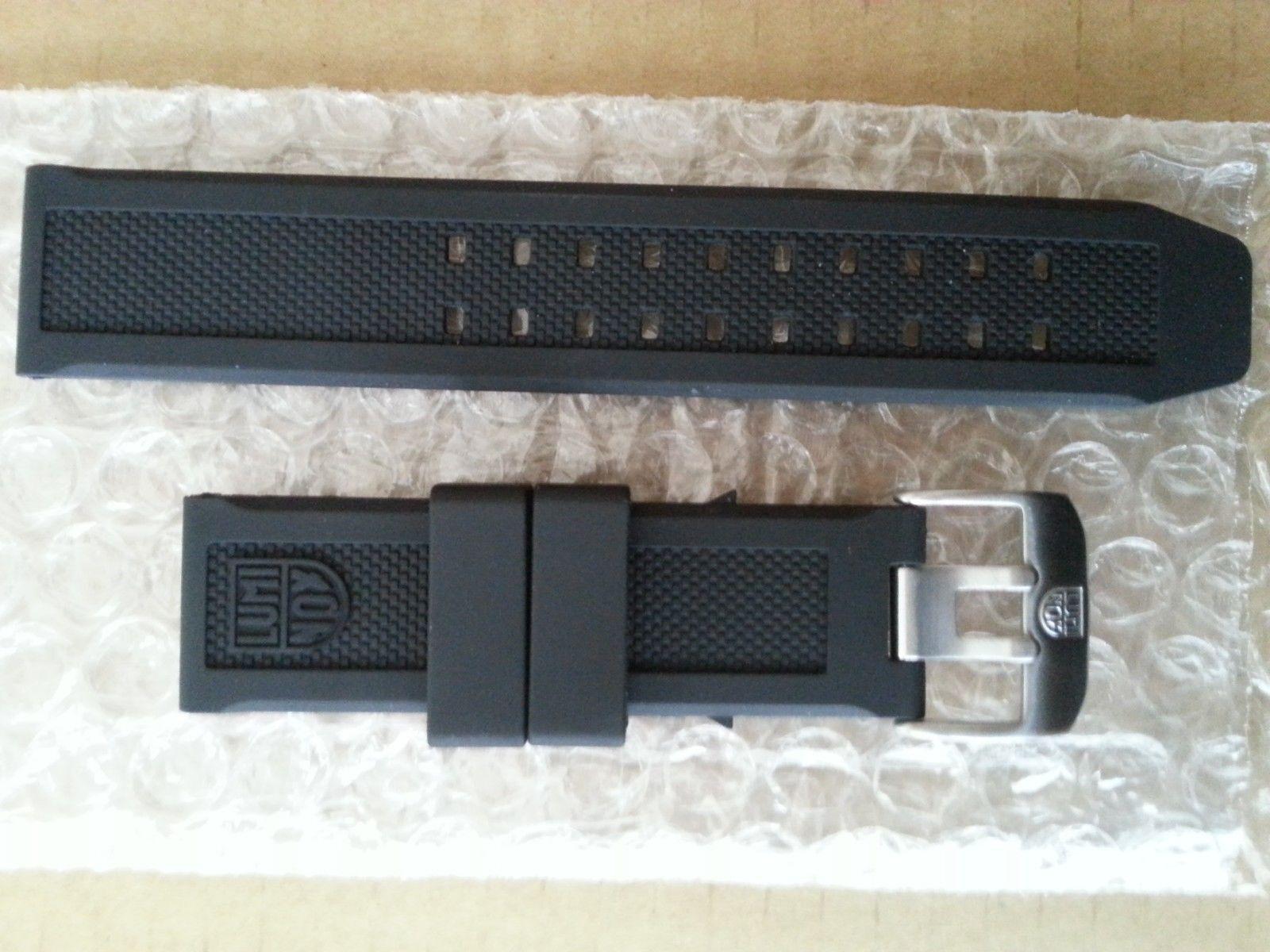 Luminox 23mm FP.L.ES Watch Rubber Band Navy Seal 3050/3950/8