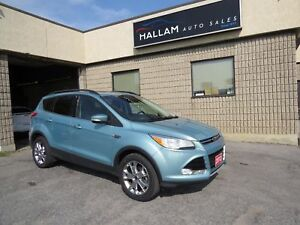 2013 Ford Escape SEL Black Leather Int, Navigation, Panoramic...
