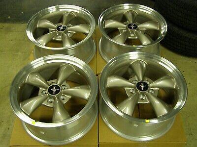 NOS OEM Ford 1999 2004 Mustang 35th Bullitt Wheels 17x8