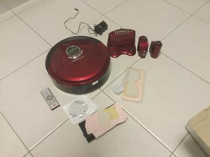Robomaid vacuum cleaner