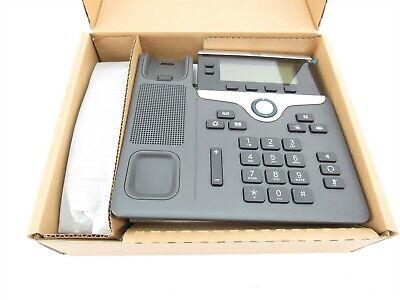 Cisco Cp-7821-k9 Voip Ip Business Phone