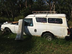 XF panelvan/88-89 Volvo/2000 rodeo Tumbi Umbi Wyong Area Preview