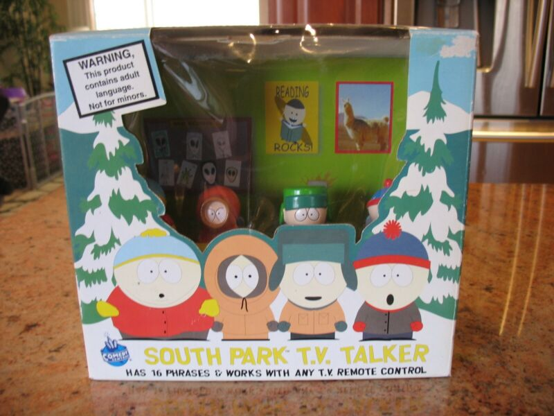 South Park Collectable Taking TV remote new in box