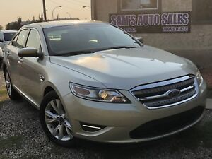 2010 FORD TAURUS SEL AWD VERY LOW MILEAGE 73K