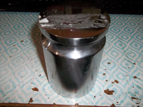 CLASS F CALIBRATION SS STAINLES STEEL TEST WEIGHT 10LBS 10 POUNDS 10 LB (633)