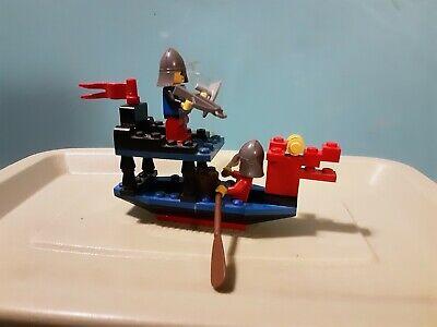 "Vintage Castle Lego ""battle dragon "" set#6018, year 1990"