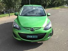 2011 Mazda Mazda2 Hatchback Winmalee Blue Mountains Preview