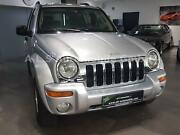 Jeep Cherokee 3.7Limited*AUTOMATIK*SCHIEBEDACH*LEDER*