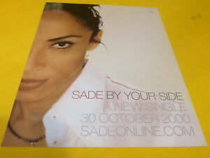SADE-Publicite-de-magazine-Advert-BY-YOUR-SIDE-UK
