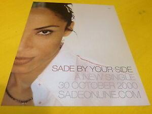 SADE-Publicite-de-magazine-Advert-BY-YOUR-SIDE-UK