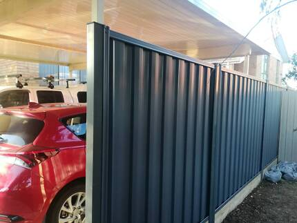Active sheds and fencing