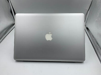"APPLE 2011 MACBOOK PRO 17"" QUAD CORE i7 ULTRA UPGRADED 8GB RAM 1TB SSD WARRANTY"