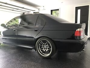 BMW E39 M5 Sedan Mint Condition