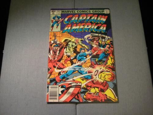Captain America #242 (Marvel, 1980)