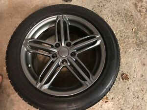 Audi A4 2011 Winter Tires Used x4