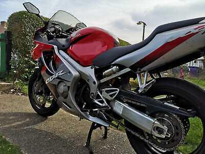 Honda CBR600 F4i Sport