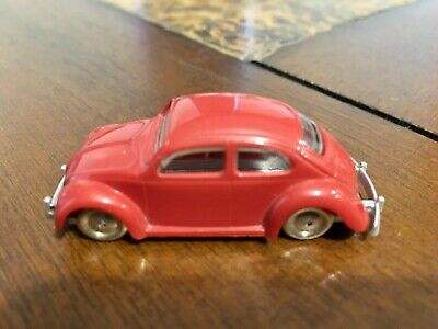 LEGO HO SCALE VINTAGE CLASSIC 1960's 1970'S VW VOLKSWAGEN BEETLE EXTREMELY RARE!