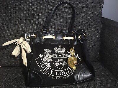 Juicy Couture Bag Large Black