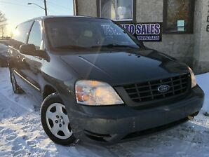 2005 FORD FREESTAR LOW KM AMAZING CONDITION