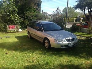 2003 Holden Commodore Wagon Glenelg Holdfast Bay Preview