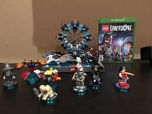 Lego dimension Xbox one
