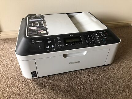 Canon printer 30 sheet and flatbed ADF scanner, copier