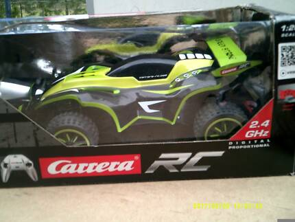 carrera  rc cars 1/20 scale