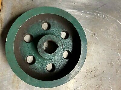 Genuine Champion 10 Hp Motor Pulley M2920 For R30d Compressor 175psi