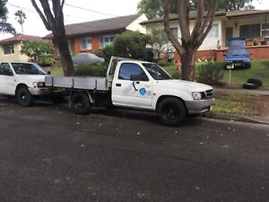 Rent my Hilux $7.50 or $40/day