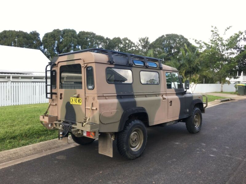 1987 Land Rover Perentie - Ex Australian Army | Cars, Vans