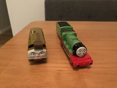 Thomas & Friends Trackmaster Talking Henry, Diesel 10 - NOT WORKING - PARTS