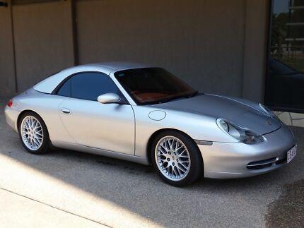 Porsche 911 996 Blue Bay Wyong Area Preview