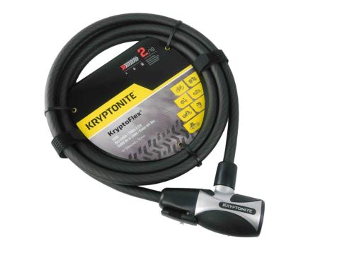 Kryptonite Kryptoflex 1230 Key Cable Bicycle Lock Bike Lock