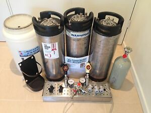Complete Keg system. Home brew heaven Gosford Gosford Area Preview