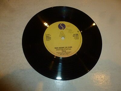 TELEX - Rock Around The Clock - 1979 UK solid centre 7