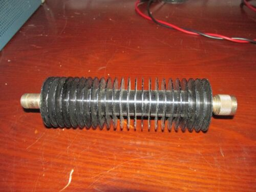 Bird 8308-300-N 30 dB Fixed Attenuator 75 Watt **TESTED**