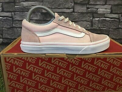 Vans Old Skool Pink Size 4