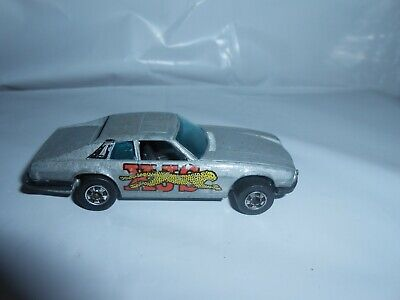 VTG 1977 HOT WHEELS JAGUAR XJS SILVER/GREY FIRST RELEASE HONG KONG