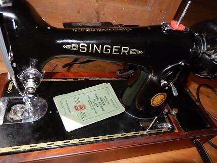 singer sewing machine Ryde Ryde Area Preview