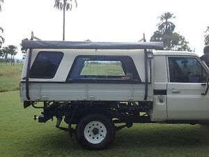 Toyota Landcruiser Camping Canopy Mackay Mackay City Preview